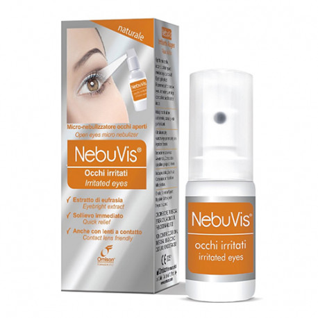 Nebuvis Ojos Irritados Spray Ocular 10ml