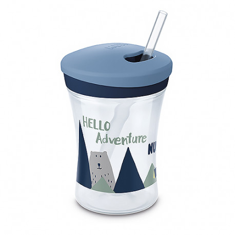 Nuk Taza Hello Adventure +12 meses 230ml