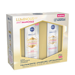 Comprar Nivea Cellular Luminosidad Pack Crema Día + Serum Antimanchas