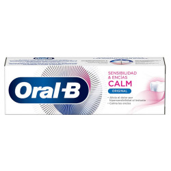 Comprar Oral-B Pasta Dental Sensibilidad y Encías Calm Original 75ml