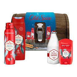 Comprar Old Spice Deep Sea Pack Cofre del Tesoro