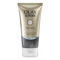 Comprar Olay Scrubs Exfoliante Detox Extracto de Carbón 150ml