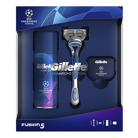Gillette Fusion 5 Pack Champions