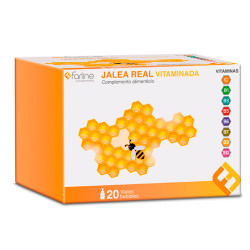 Comprar Farline Jalea Real Vitaminada 1000mg 20 viales