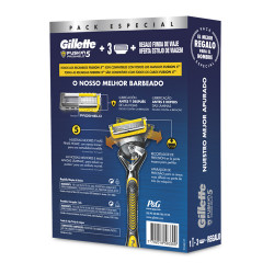Gillette Fusion 5 Pack Proshield