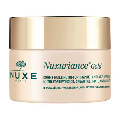 Nuxe Nuxuriance Gold Crema-Aceite Nutri-Fortificante 50ml