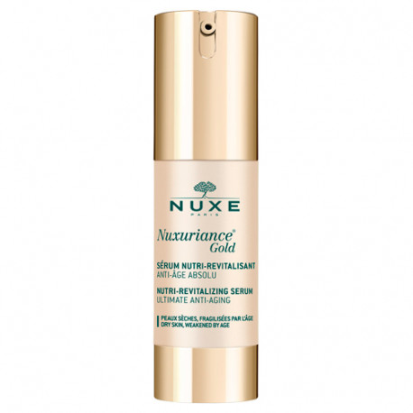 Nuxe Nuxuriance Gold Sérum Nutri-Revitalizante 30ml