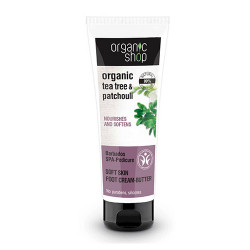 Comprar Organic Shop Manteca Para Pies Barbados Spa Pedicure 75ml