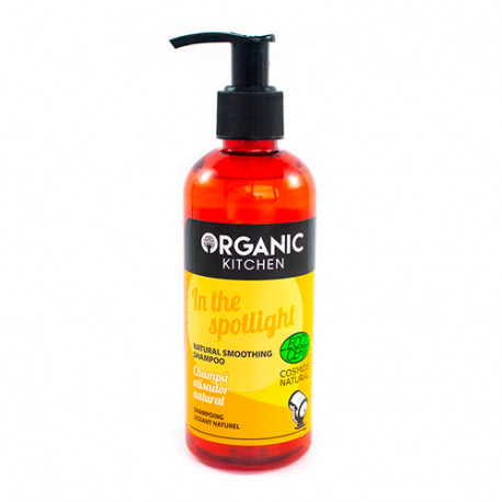 Organic Kitchen Champú Suavizante Natural In The Spotlight 270ml