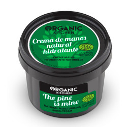 Comprar Organic Kitchen Crema de Manos Natural Hidratante This Pine Is Mine 100ml