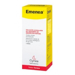 Emenea 250ml Sabor Cereza