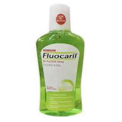 Comprar Fluocaril Bi-Fluoré Enjuague Bucal Anticaries 500ml