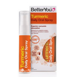 Comprar Better You Turmeric Cúrcuma Spray Oral 25ml