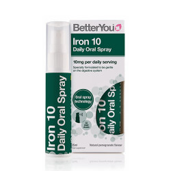Comprar Better You Iron 10 Spray Oral 25ml