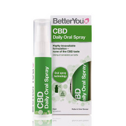 Comprar Better You CBD Spray Oral 25ml
