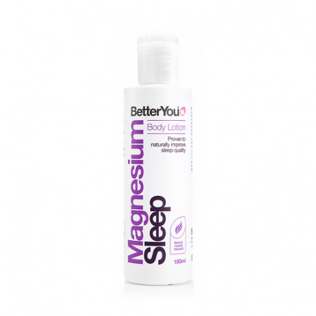 Better You Magnesio Loción Corporal Descanso 180ml