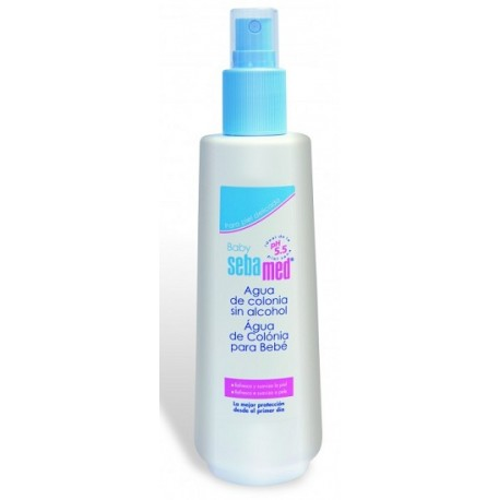 Sebamed Baby Agua de Colonia 250ml.