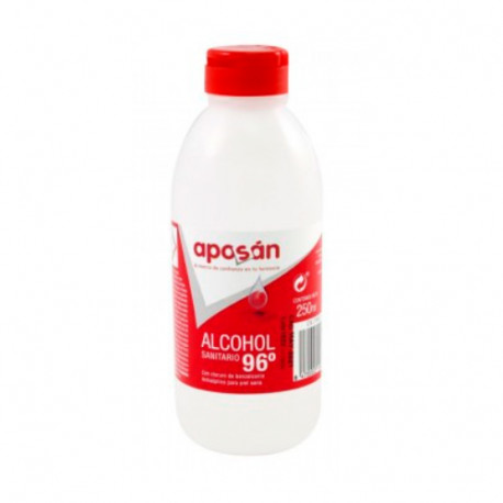 Aposan Alcohol 96º 250ml