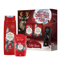 Comprar Old Spice Pack Deep Sea Desodorante Stick 50ml + Shower Gel 400ml