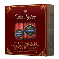 Comprar Old Spice Pack Vintage Desodorante Spray 150ml + After Shave 100ml