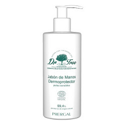 Comprar Dr. Tree Jabón Manos Eco Pieles Sensibles 300ml