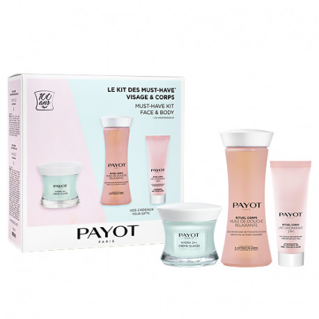 Payot Kit Must-Have Face & Body