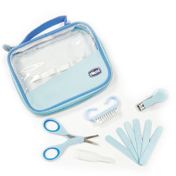 Chicco Set Happy Hands Azul 0m+