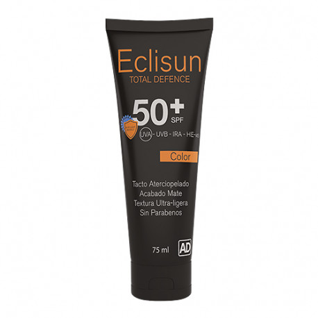 Eclisun Color Total Defense SPF50+ 75ml