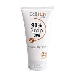 Comprar Eclisun Gel 90% Stop Uva SPF25+ 50ml