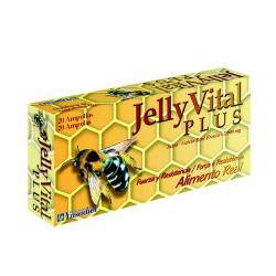 Comprar Jelly Vital Plus Jalea Real 2gr 20 ampollas