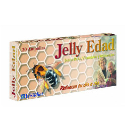 Comprar Jelly Edad con Jalea Real 500mg 20 ampollas