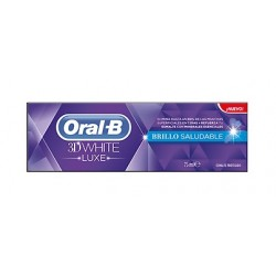 Comprar Oral B Pasta 3D White Luxe Brillo Saludable 75 ml.