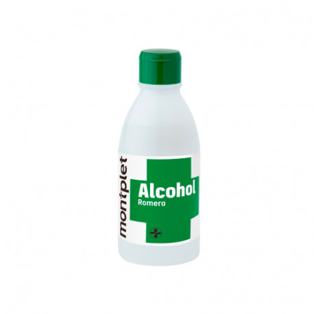 Montplet Alcohol de Romero 250ml