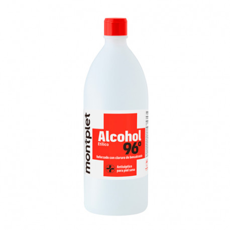 Montplet Alcohol 96º 1000ml