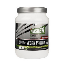 Comprar Finisher Vegan Protein Sabor Chocolate 500gr