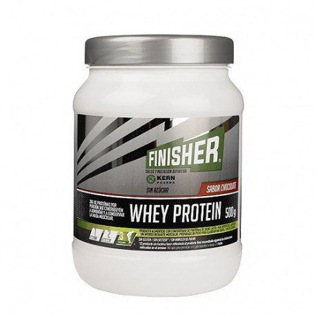 Finisher Whey Protein Sabor Chocolate 500gr