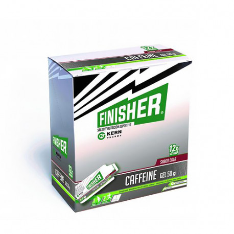 Finisher Cafeína 50gr 12 sobres