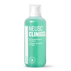 Comprar Neusc Clinigel Gel Hidroalcohólico 500ml