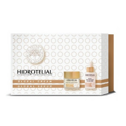 Hidrotelial Pack Global Cream 50ml + Global Sérum 30ml