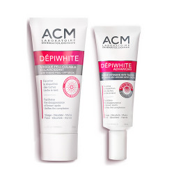 Comprar Depiwhite Advance Pack Crema Despigmentante 2x40ml + Regalo Mascarilla Peel-off Aclarante 40ml