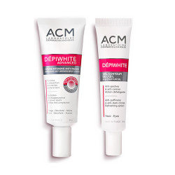 Comprar Depiwhite Advance Pack Crema Despigmentante 40ml + Gel Contorno de Ojos 15ml