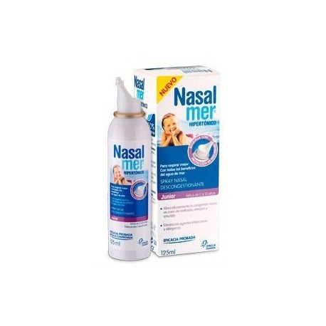 Nasalmer Junior Spray Nasal 125ml