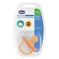 Comprar Chicco Physio Orthodontic Látex 6-16m
