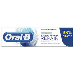 Comprar Oral B Encías y Esmalte Repair Blanqueante Pasta Dental 100ml