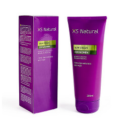Comprar 500 Cosmetics XS Natural Slim Cream Woman 200ml