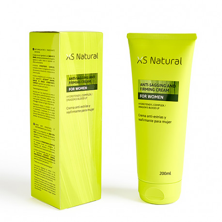 500 Cosmetics XS Natural Firm Cream Woman 200ml