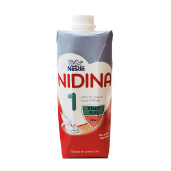 Comprar Nestle Nidina 1 Start Plus Líquida 500ml