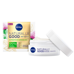 Comprar Nivea Naturally Good Crema de Día Antiedad 50ml