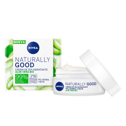Comprar Nivea Naturally Good Crema de Día Hidratante 50ml