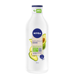 Comprar Nivea Naturally Good Loción Corporal Aguacate 350ml